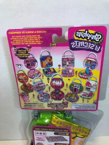 Shopkins Lil' Lock Playset Cutie Fruity