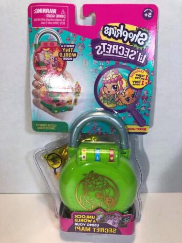 Shopkins Lock Mini Fruity Smoothies