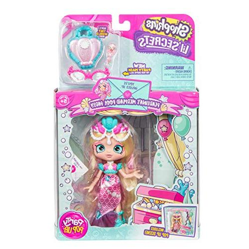 Shopkins Collectable Shoppie Wearable Locket -