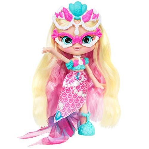 Shopkins Lil Collectable Doll with Wearable