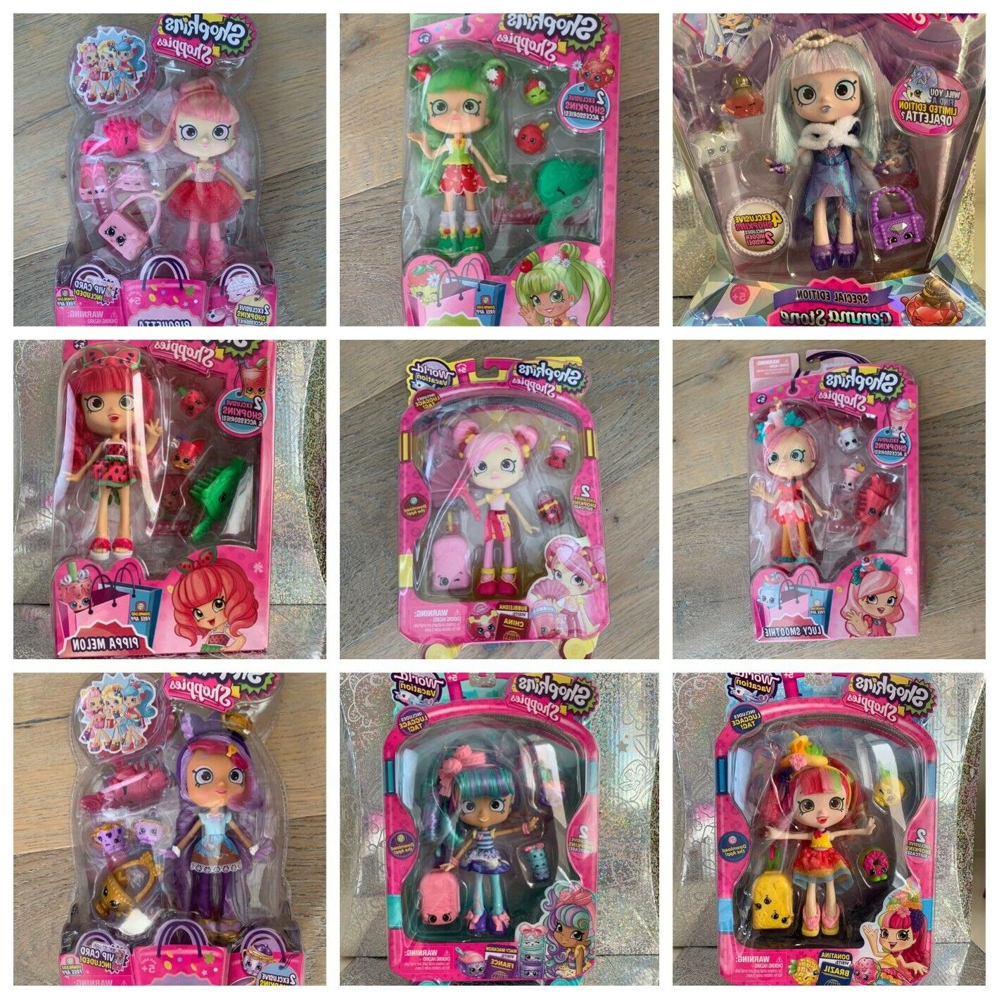 new shopkin happy places shoppies doll