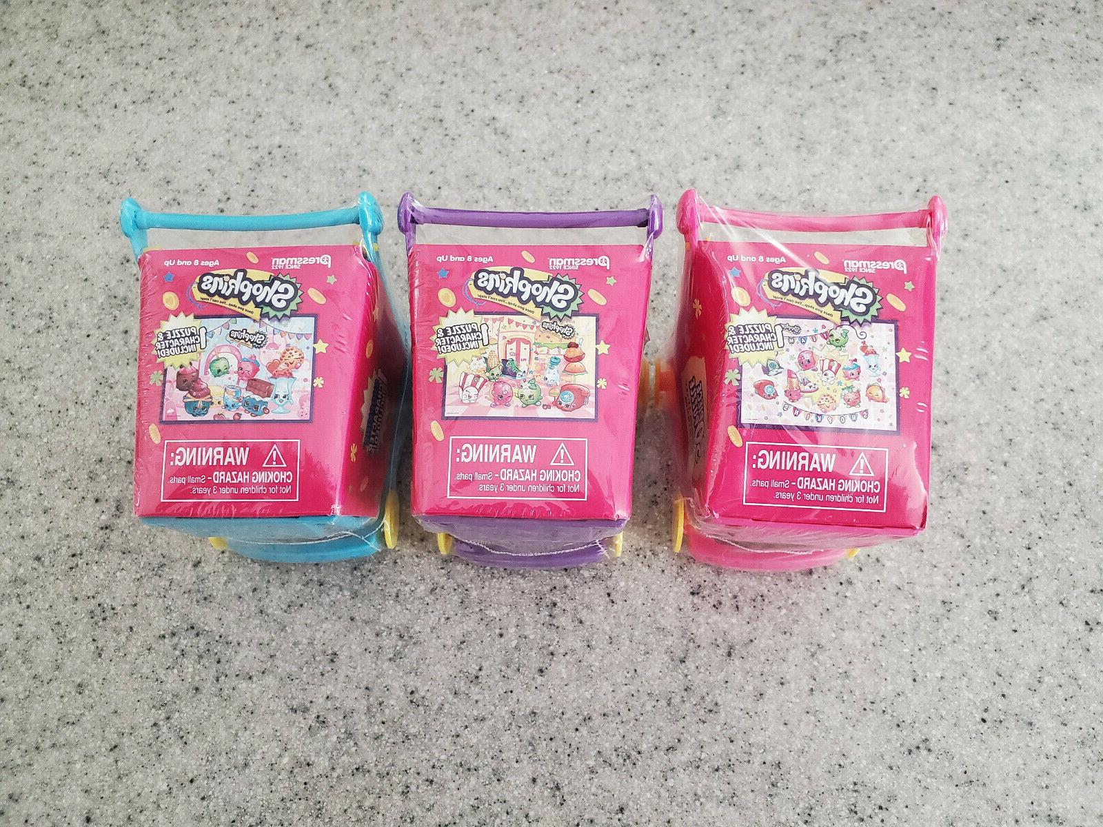 NEW Shopkins Shopping and 1 Shopkin