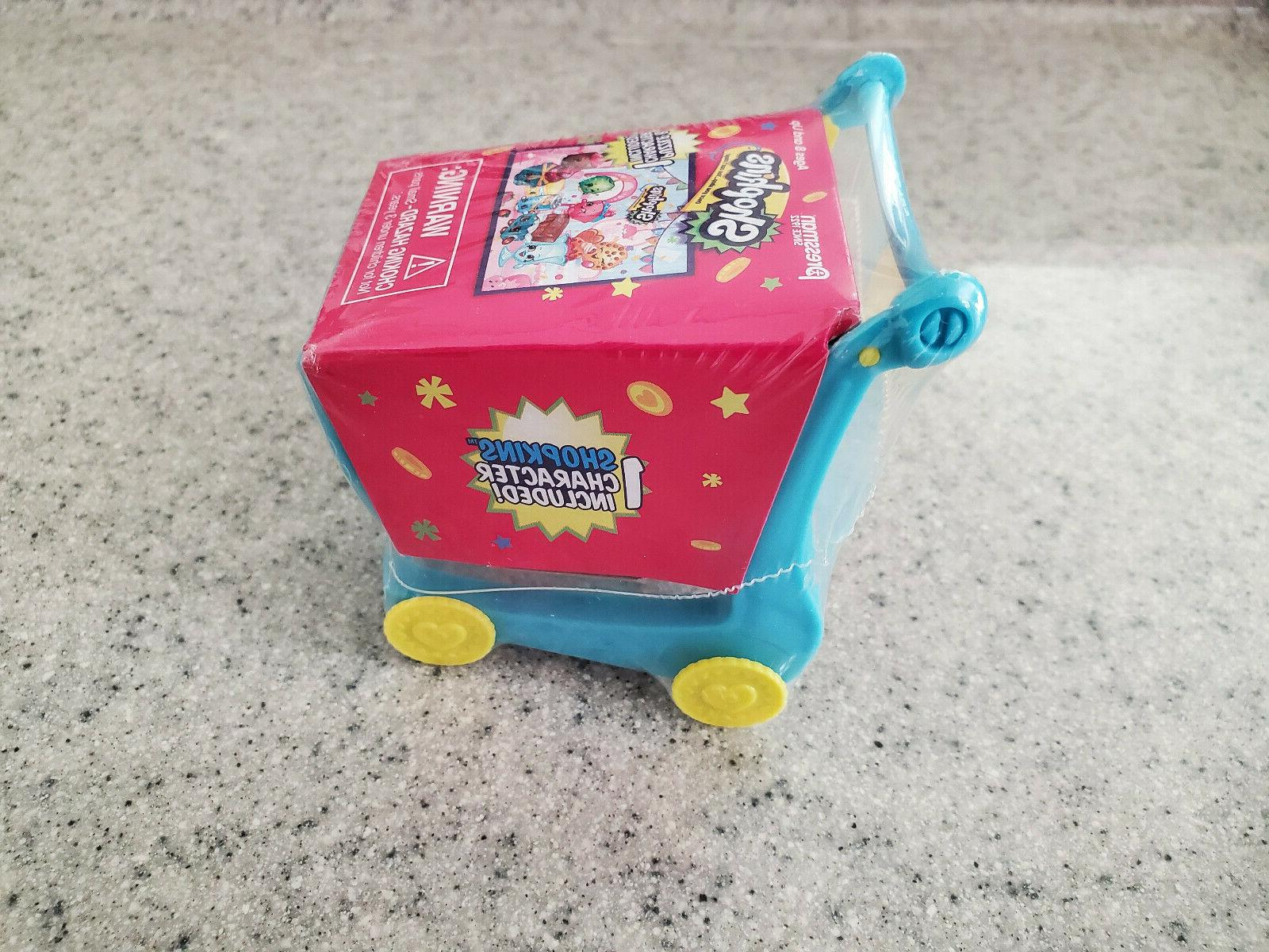 NEW 50pc Puzzle, Shopping Cart Shopkin