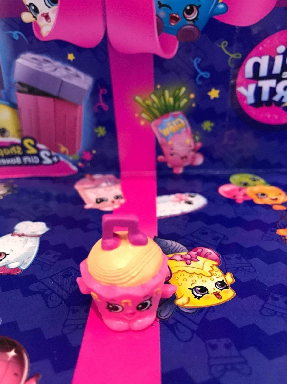 New Shopkins 7-100 7-111 Party >$25