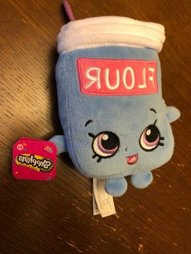 Shopkins Plush CONSOLE Video Controller Stuffed Flour