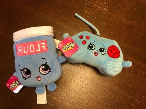 plush lot connie console video game controller