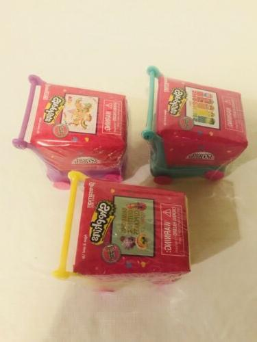 Shopkins Shopping Puzzle Set 3
