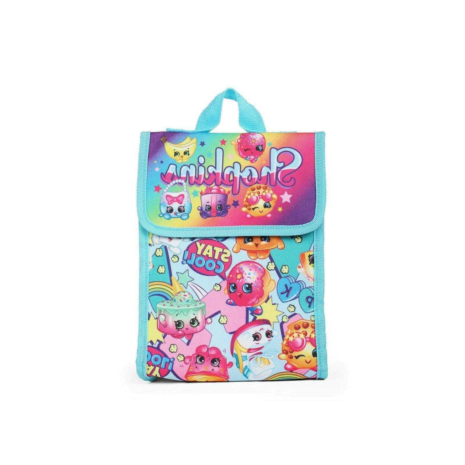 Shopkins 5-Piece Set Back Essentials 16""