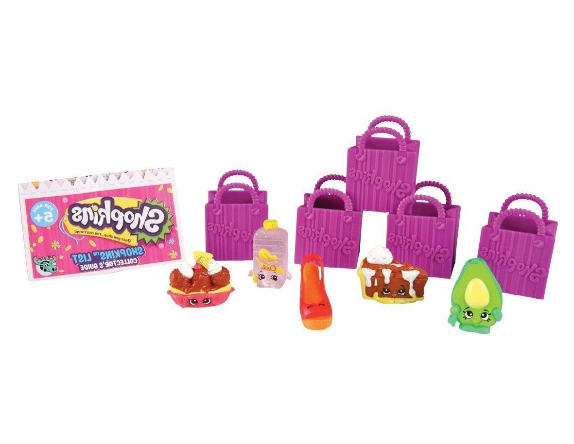 Shopkins S2 5 Playset 2