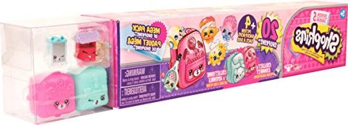 Shopkins Pack of Shopkins, Bags, 1 Shopping Basket 1