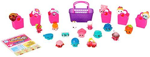 Shopkins Season Pack 20 Shopkins, 6 1 Shopping 1 Collectors