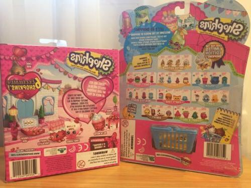 SHOPKINS Pack Sweet Heart Collection NEW