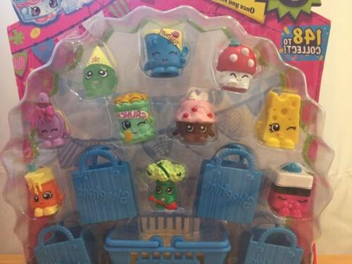 SHOPKINS Season Pack Edition and Sweet Collection NEW