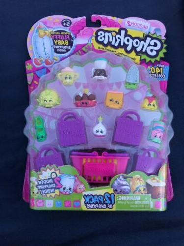 Shopkins Party Baby Bags