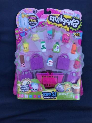 Shopkins Rare Party Favor Toys Baby Blind Bags