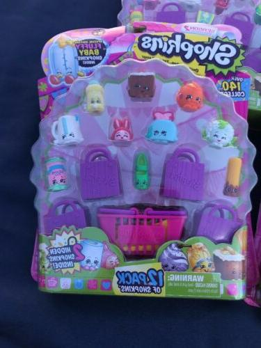 Shopkins Party Favor Fluffy Baby Blind