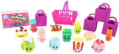 Shopkins Packs Toys | of 12 that to Enhance for Kid Above | Complete Ultimate | Different Cutest Characters May Every Pack