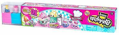 Shopkins Club Mega – Collectible Toy with 20 pcs