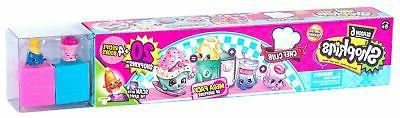 Shopkins Season Chef Club – Collectible Toy with 20