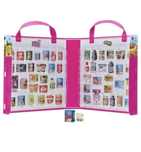 SHOPKINS Series 12 REAL LITTLES COLLECTORS CASE Strawberry Poptarts