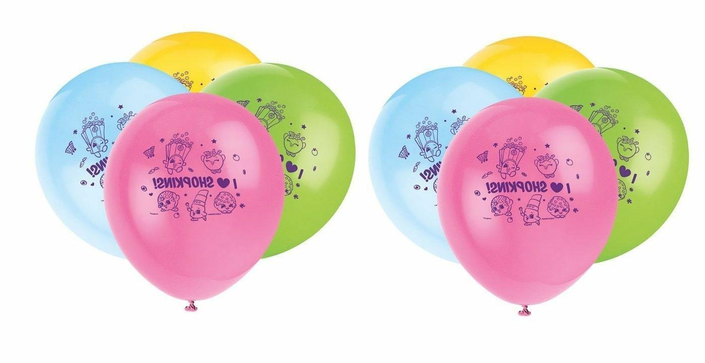 shopkins balloons