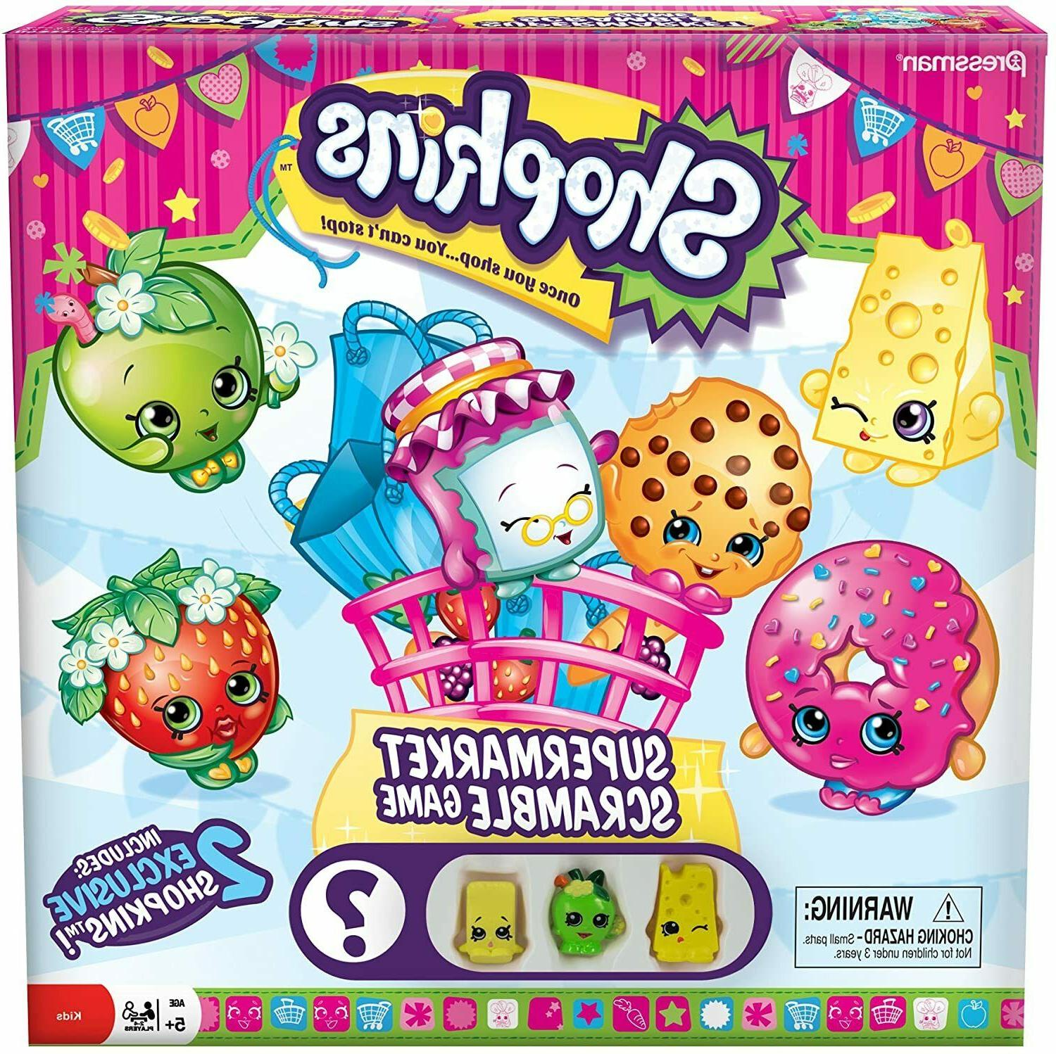 Shopkins Grocery Triple of