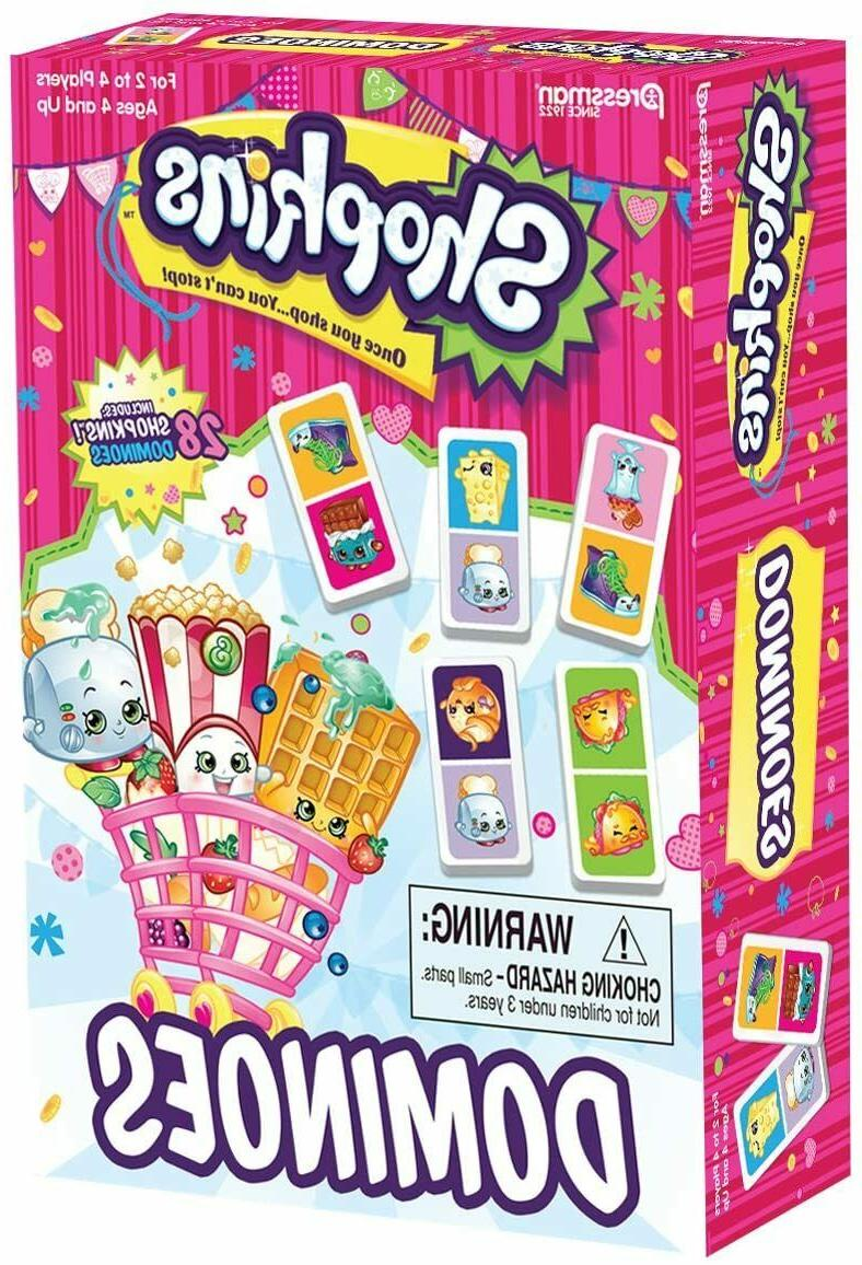 Shopkins Gift Pack Grocery Shopping Triple of Fun Surprise
