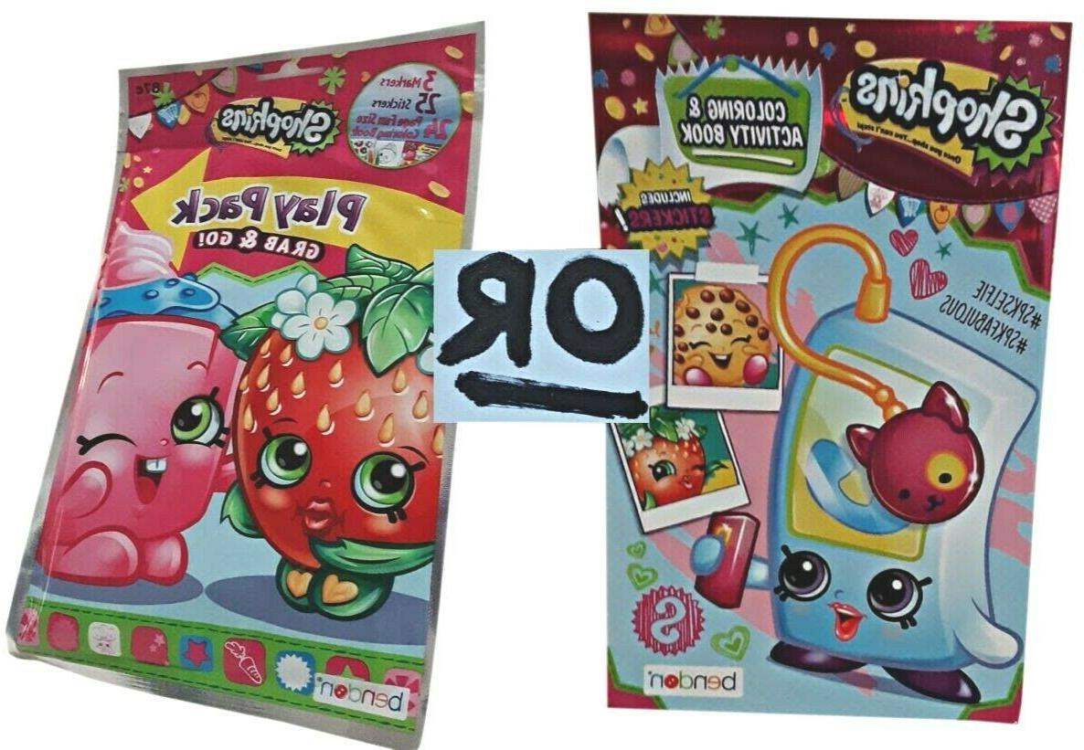 Shopkins Bundle Gift Grocery