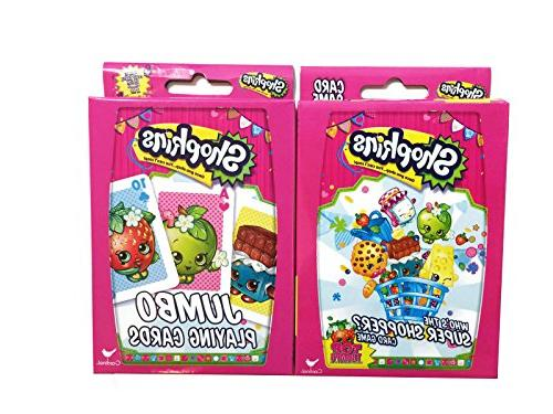shopkins card games