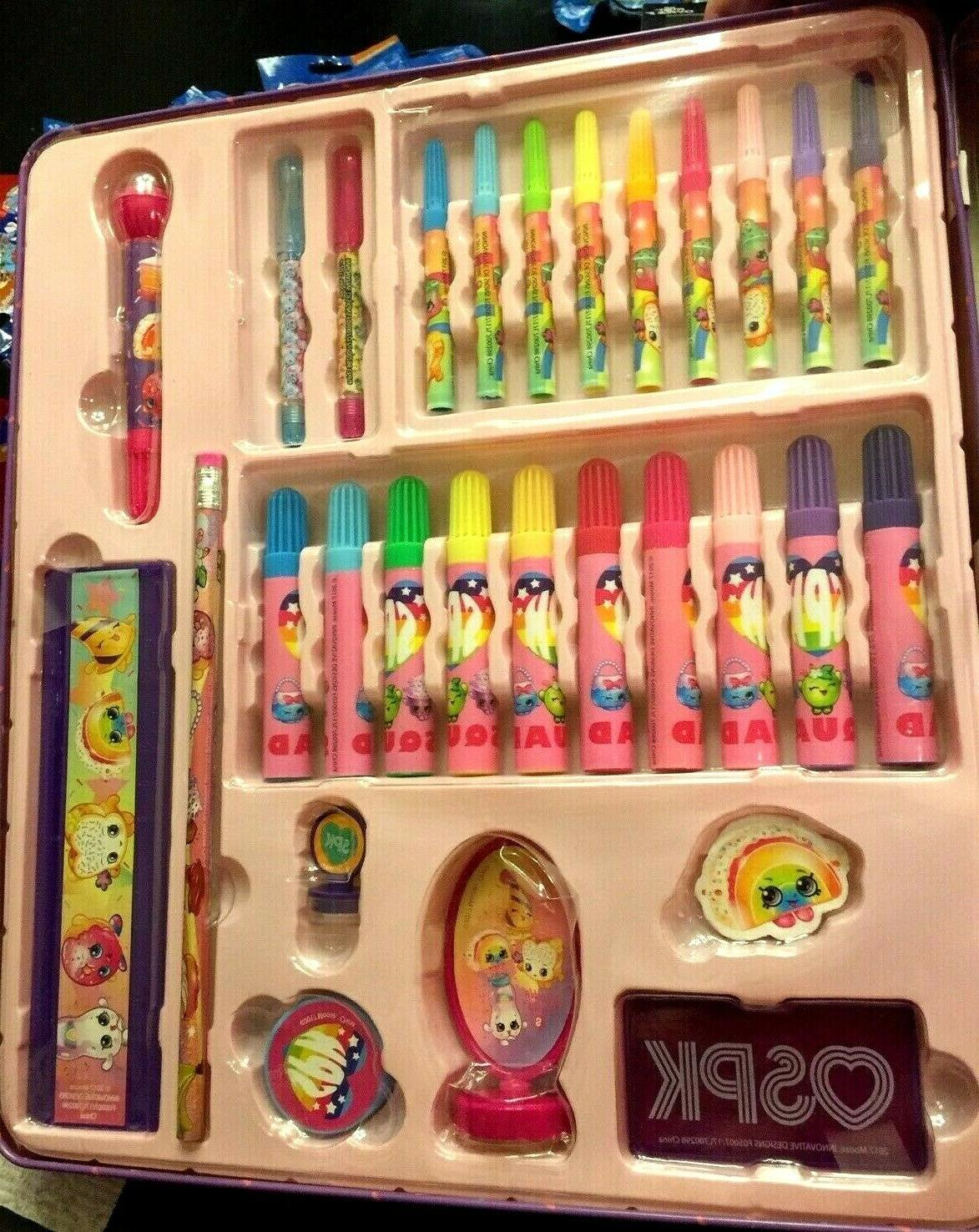 Shopkins Deluxe Set for 200+ Pieces