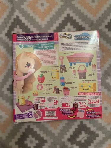 Shopkins CRUMBLES Welcome