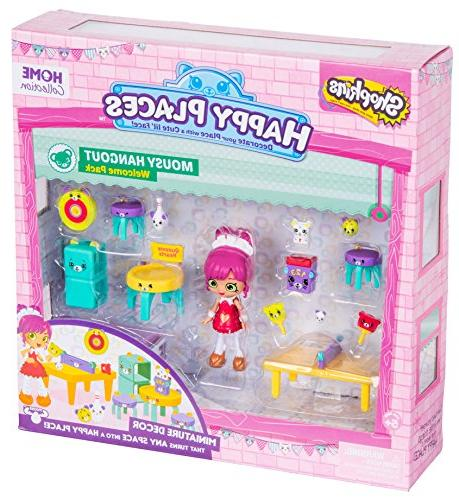 Shopkins Welcome Pack: Mousy Hangout