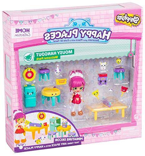 Shopkins Welcome Pack: