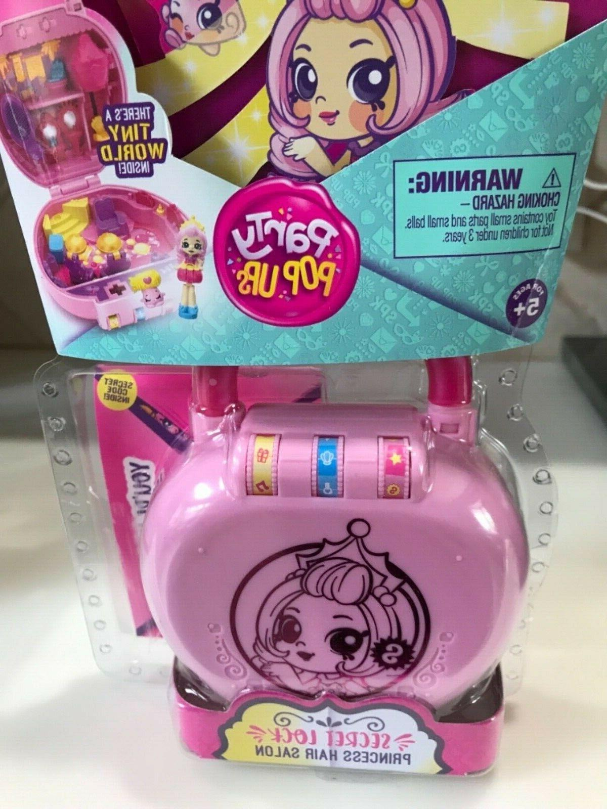shopkins lil secrets party pop ups secret