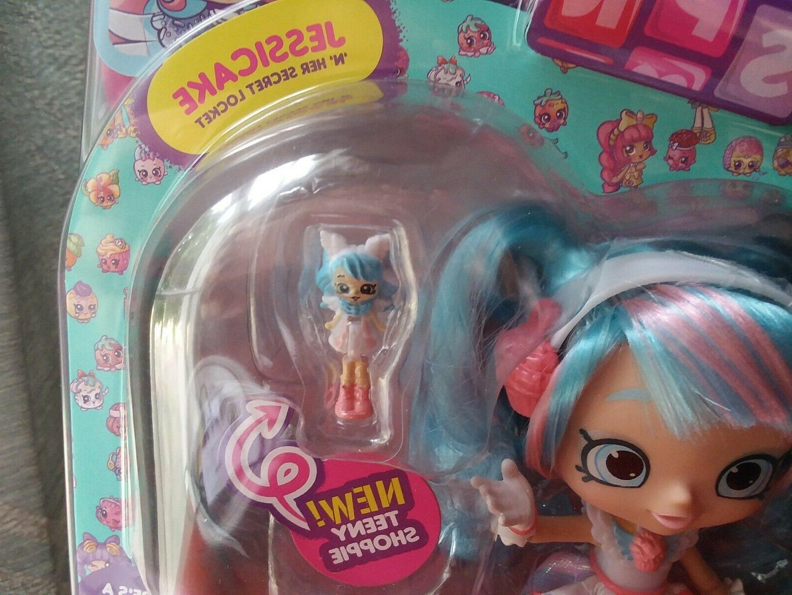Shopkins Lil Secrets doll