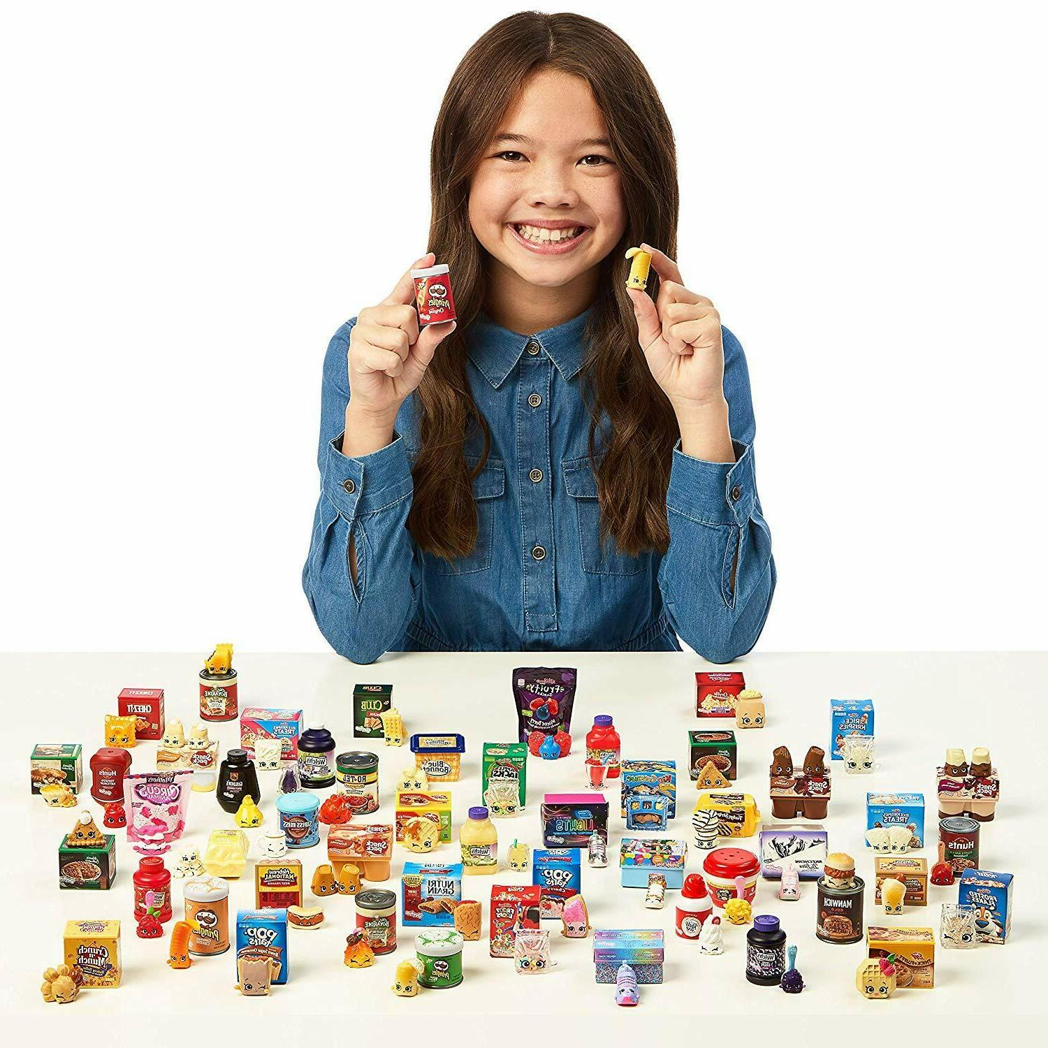 Shopkins Real Littles & Container Season & 13 Loose U.S.