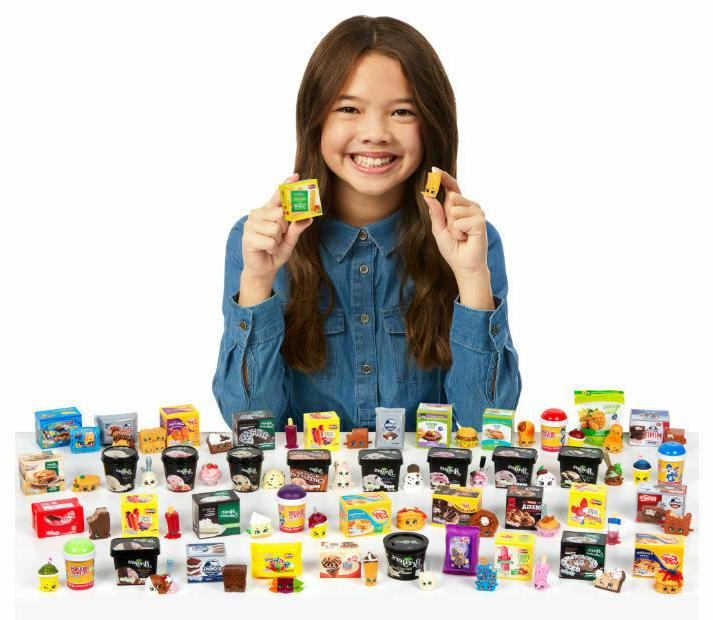 Shopkins Real & Container & 13 New Choose