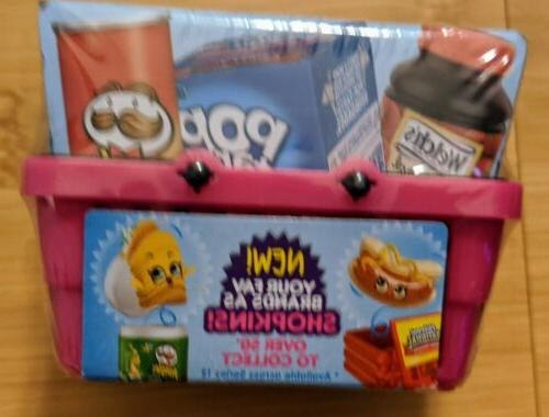 Shopkins of Real Real Brands Season 12 Blind Baskets NEW