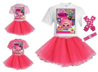 shopkins love you personalized t shirt