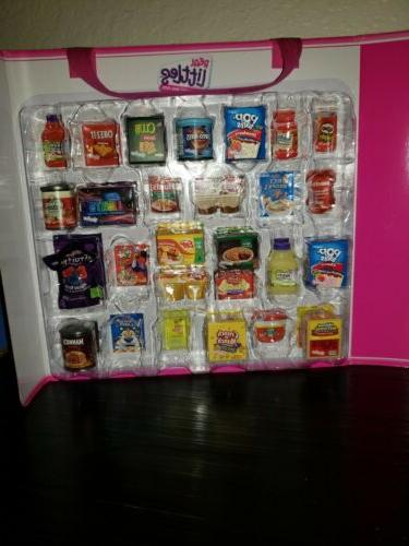 Shopkins Real Case With 30 Shopkins