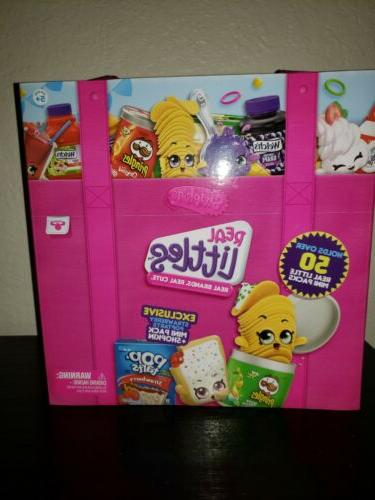 shopkins real littles case with 30 shopkins