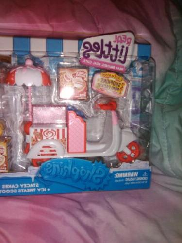 SHOPKINS Real Littles Good Humor STACEY CAKES TREATS Doll