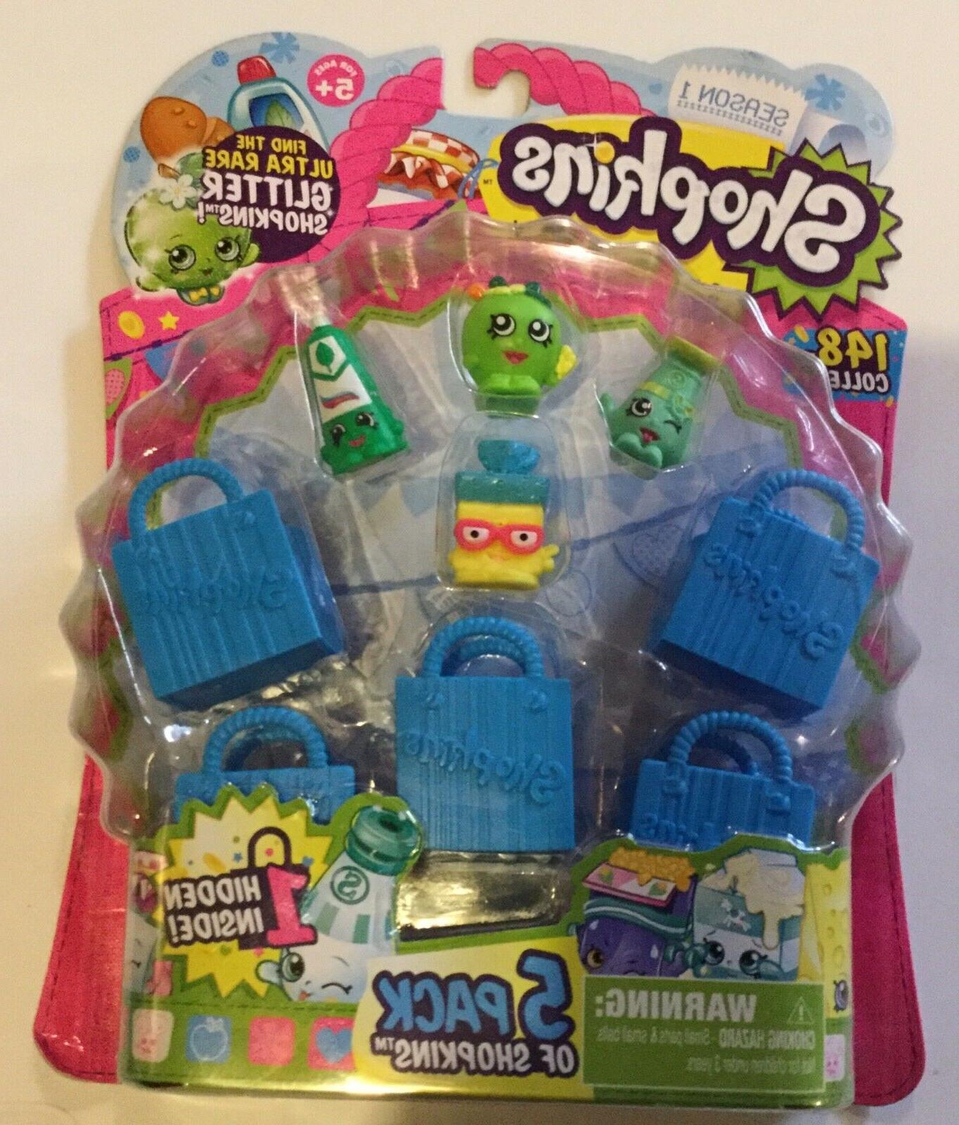 Shopkins 3, 4, 6 12 Pack 5 U