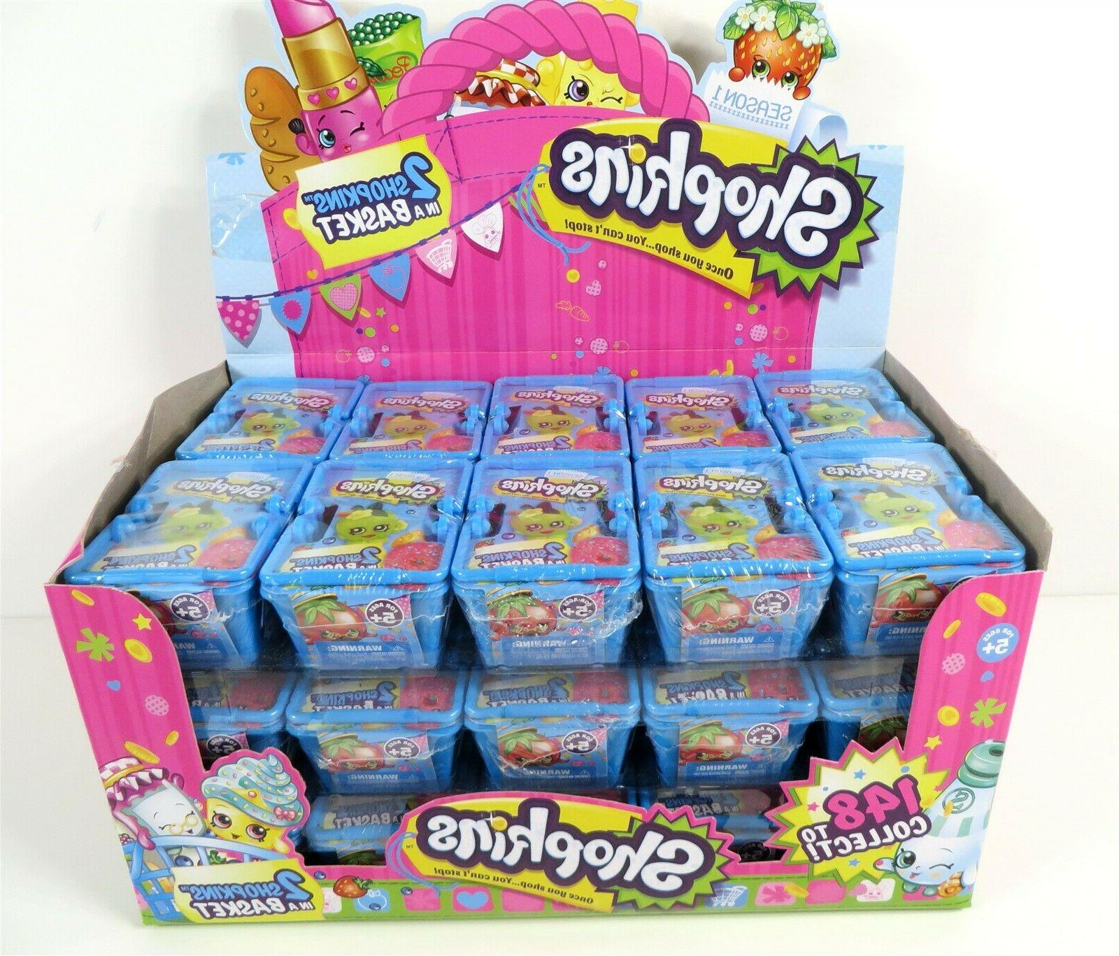 shopkins season 1 sealed blind basket rare