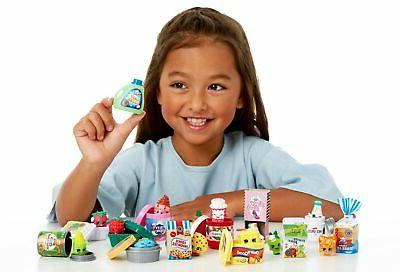 SHOPKINS Mini PACK Toy Figures - 16 Items!