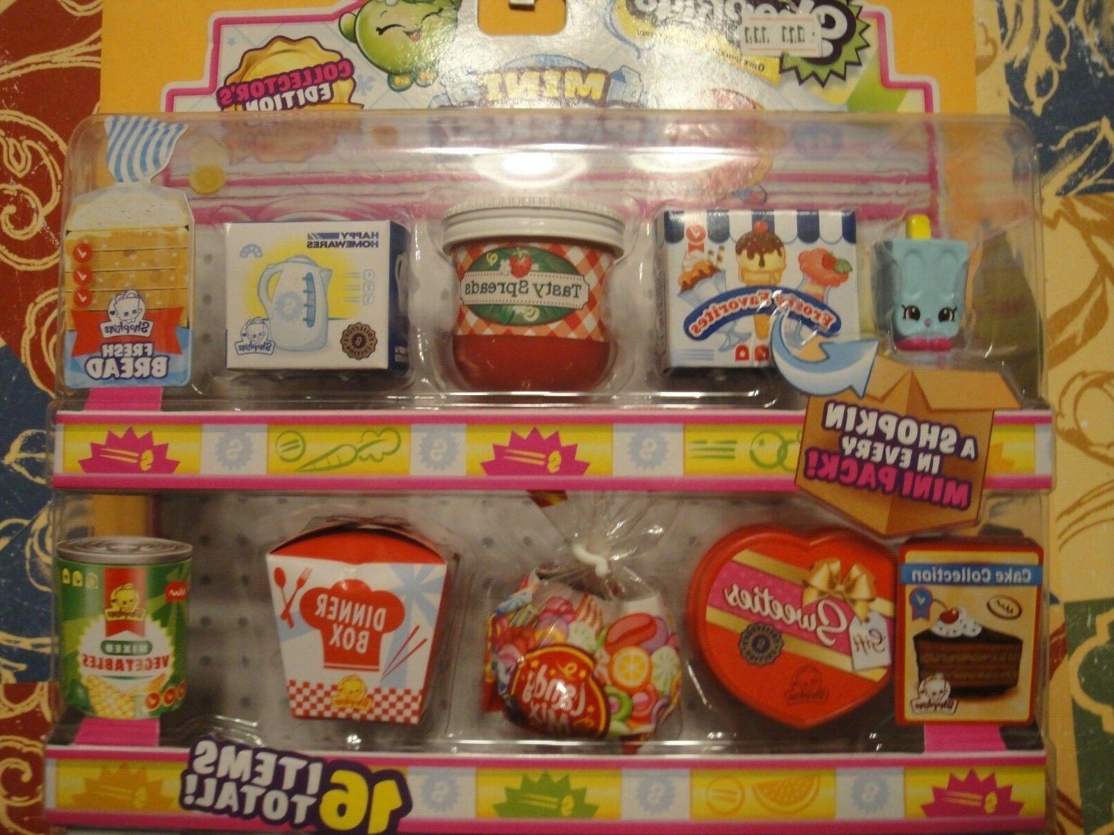 Shopkins 10 16 PACK Shoppers