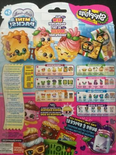 Shopkins Mini Packs Shopper Items 2