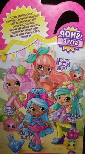 Shopkins JASCENTA & 2017 Moose