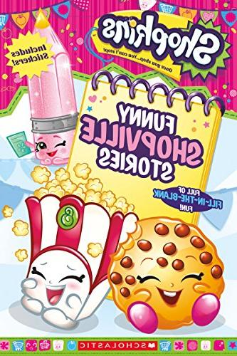 shopkins silly shopville stories