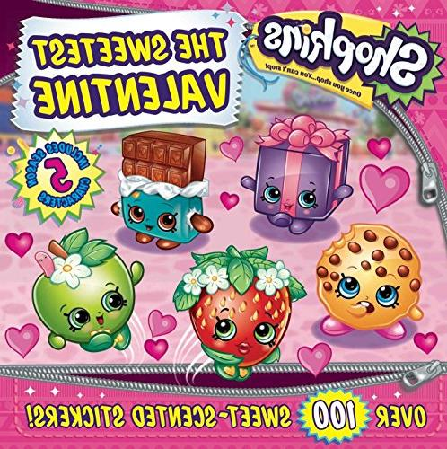 shopkins sweetest valentine